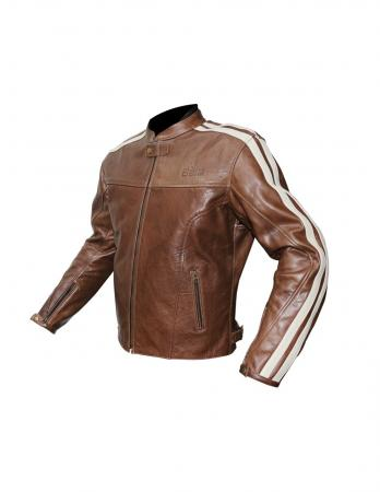 Bela Fresco Men's Leather Jacket