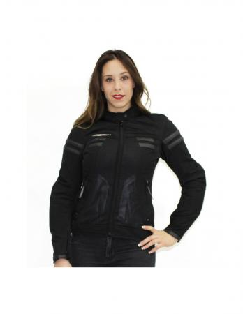 women's textile motorcycle jacket with Removable CE approved shoulder and elbow protectors, women's motorcycle jacket with Reflector at front and back for night visibility, women's textile summer motorcycle jacket, women's textile summer best motorcycle jacket 2020