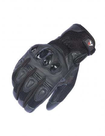 CE Aproved cheap short summer motorcycle gloves, cheap leather summer motorcycle gloves with Reinforced silicone and Amara on palm, leather summer motorcycle gloves with perforated panels for ventilation air, leather summer motorcycle gloves with extra padding, leather summer motorcycle gloves with TPU protectors on knuckles, leather summer motorcycle gloves with Wrist strap with Grip material between first finger and thumb area for better grip​, leather summer motorcycle gloves with Reflectors for night time visibility