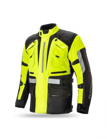 Premium Quality textile Jacket with YKK short connection zipper for pant attachment, best textile motorcycle jacket with CE approved shoulder and elbow protectors, mens textile motorcycle jacket with cargo pockets and air vents, best textile motorcycle jacket 2020 with Removable water proof liner, cool summer motorcycle jacket with Reflectors on front, back and sleeves for night time visibility