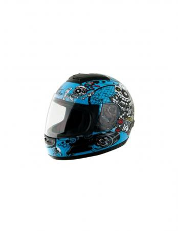 Nikko N-31Y Junior Full Face Helmet