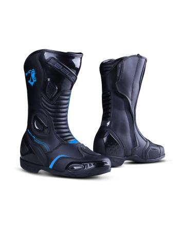 Bela Strip Lady Racing Boot (Black/Blue)