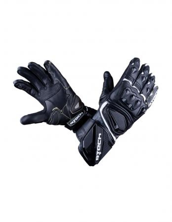 R-Tech Robo man Motorcycle Racing Glove (Black)