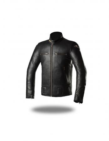 Bela Groot Leather Jacket