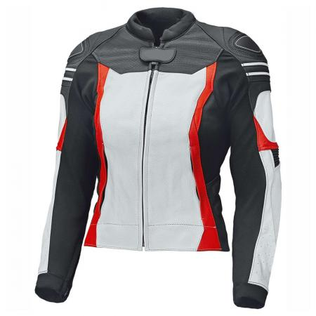 Women Motorbike Leather Protection Jacket,