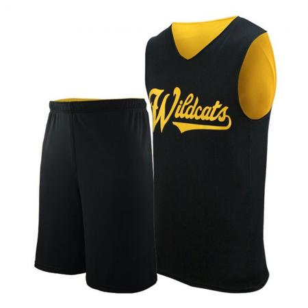 Mesh Fabric Dry Fit Basketball Jersey Digital Printed,